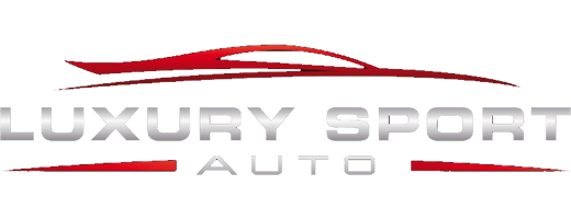 Luxury Sport Autos Homepage - Retina Logo