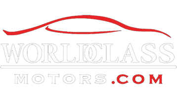 World Class Motors Homepage - Retina Logo