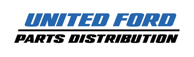 United Ford Parts Homepage - Mobile Retina Logo