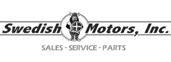 Swedish Motors Homepage - Retina Logo