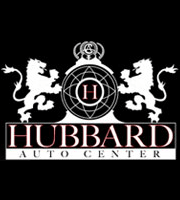 Hubbard Auto Center Homepage - Retina Logo