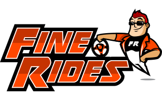 Fine Rides Plymouth Homepage - Mobile Retina Logo