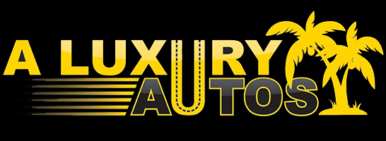 A Luxury Autos Homepage - Mobile Retina Logo