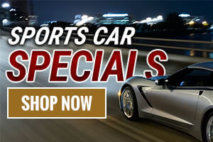 Sports Car Specials Button
