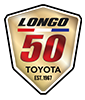Longo Toyota Service Center Homepage - Logo