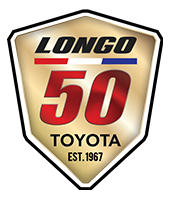 Longo Toyota Service Center Homepage - Mobile Retina Logo