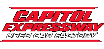 Capitol Expressway Used Car Factory Homepage - Mobile Retina Logo