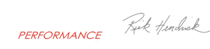 Hendrick Performance Homepage - Logo