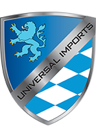 Universal Imports of Rochester Inc Homepage - Retina Logo