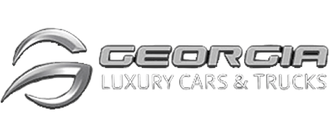 Georgia Luxury Cars and Trucks Homepage - Retina Logo