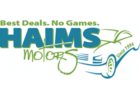Haims Motors Homepage - Logo