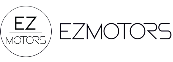 EZ Motors Homepage - Mobile Retina Logo