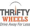 Thrifty Wheels Homepage - Logo