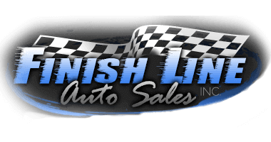 Finish Line Auto Homepage - Mobile Retina Logo