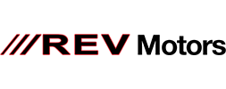 REV Motors Homepage - Logo