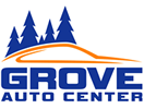 Grove Auto Center Homepage - Logo