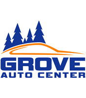 Grove Auto Center Homepage - Retina Logo
