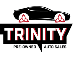 Trinity Pre Owned Auto Sales Homepage - Mobile Retina Logo