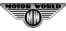 Motorworld Homepage - Logo