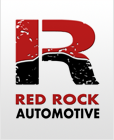 Red Rock Automotive Homepage - Mobile Retina Logo