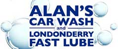 Alan's Car Wash Homepage - Logo