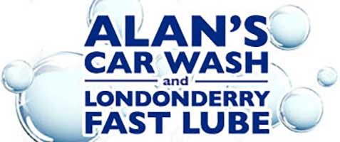 Alan's Car Wash Homepage - Retina Logo