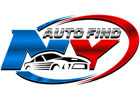 NY Auto Find Homepage - Mobile Retina Logo