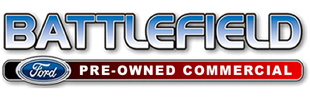 Battlefield Pre-Owned Commercial Trucks Homepage - Retina Logo