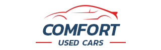 Comfort Used Cars Homepage - Logo