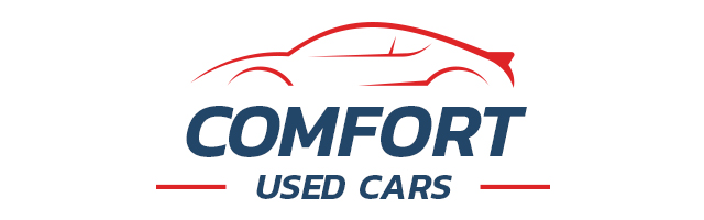 Comfort Used Cars Homepage - Mobile Retina Logo