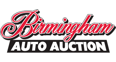 Birmingham Auto Auction of Hueytown Homepage - Retina Logo