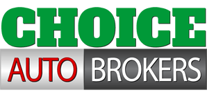 Choice Auto Brokers Homepage - Logo