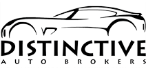 Distinctive Auto Brokers Homepage - Logo