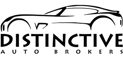 Distinctive Auto Brokers Homepage - Mobile Retina Logo