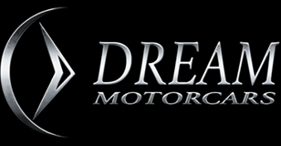 Dream Motor Cars Homepage - Retina Logo