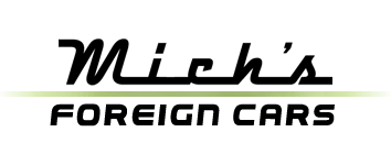 Michs Foreign Cars Homepage - Logo