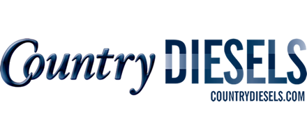 Country Diesels Homepage - Mobile Retina Logo