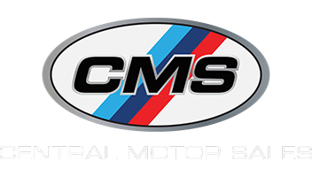 Central Motor Sales Homepage - Retina Logo