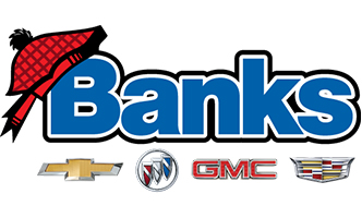 Banks Chevrolet Buick GMC Homepage - Mobile Retina Logo
