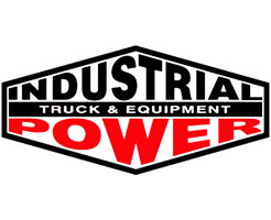 Industrial Power Truck & Equipment Homepage - Retina Logo