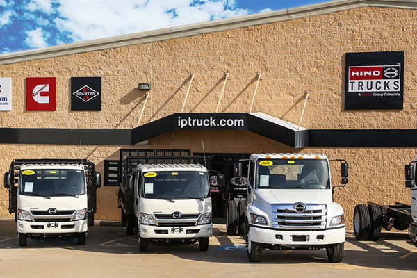 HINO & ISUZU Commercial Truck Dealer - 2 Dallas Fort Worth