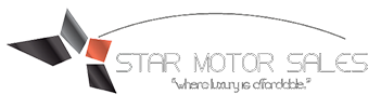 Star Motor Sales Homepage - Logo