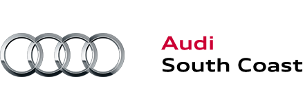 Audi South Coast Homepage - Retina Logo