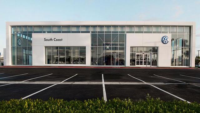 Volkswagen Vw Car Dealer Los Angeles Orange County