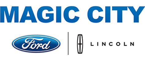 Magic City Ford Lincoln Roanoke Homepage - Mobile Retina Logo