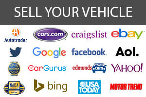 Sell Your Vehicle Button