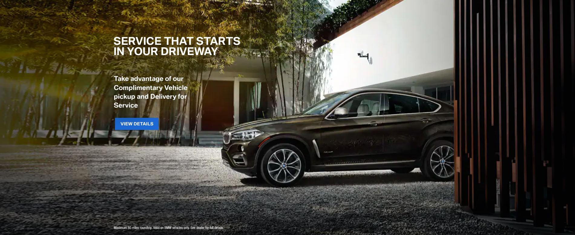 Motorwerks BMW Valet Service
