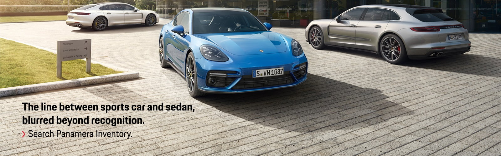 The New Porsche Panamera Used