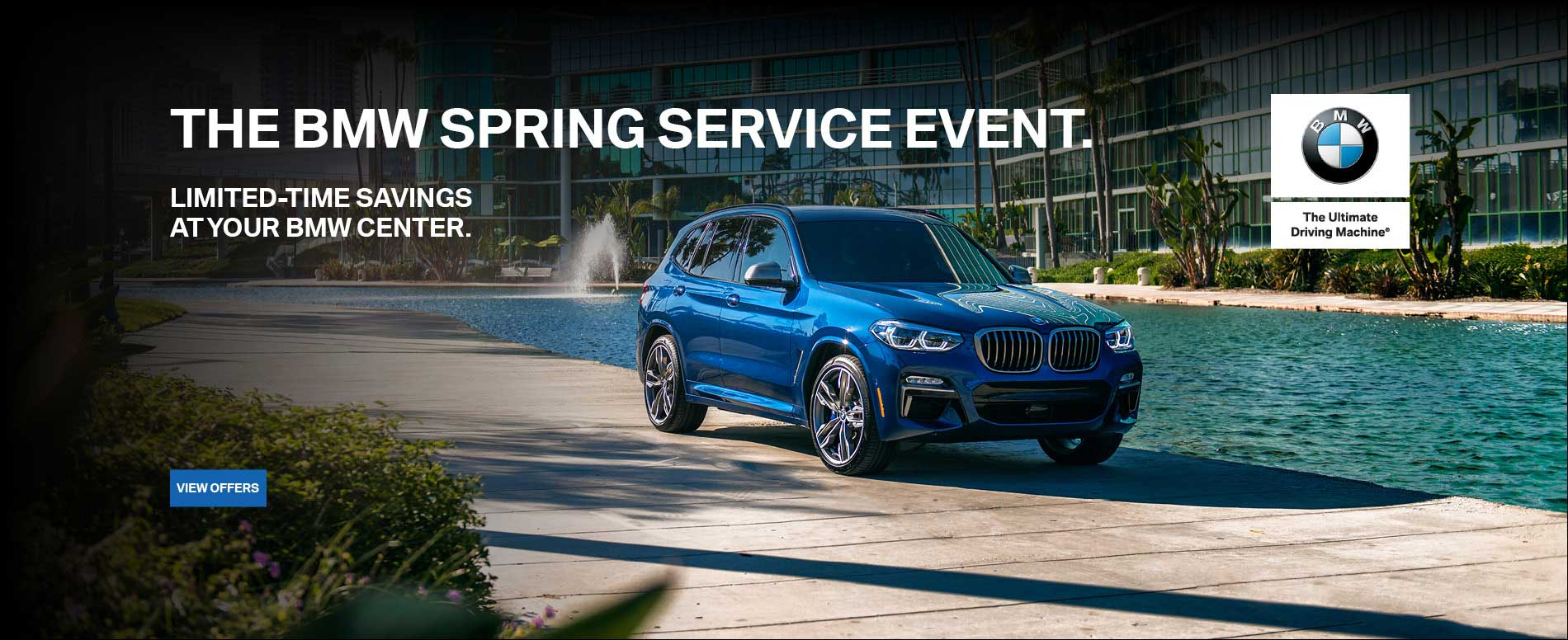 Spring Service Event