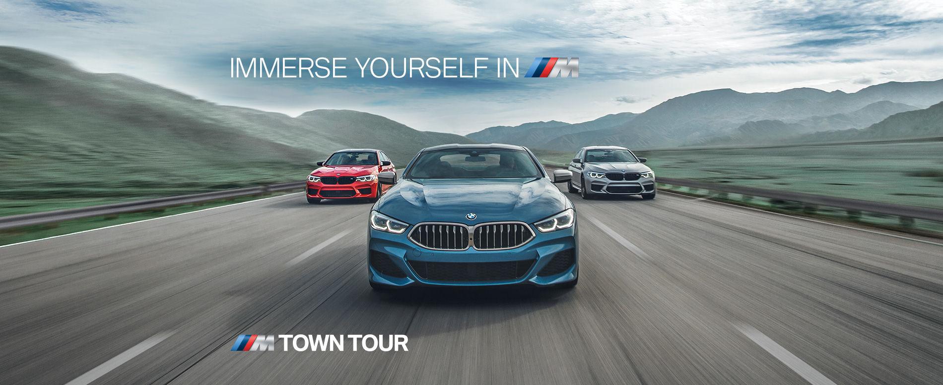 M Town Tour